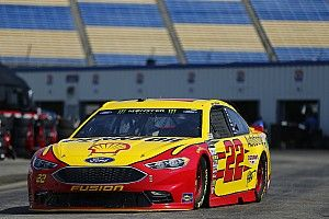 """Joey Logano's playoff worries """"can change in the snap of a finger"""""""