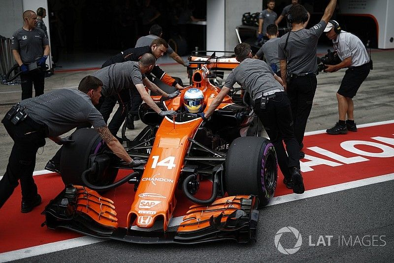 Alonso reverts to Spec 3 engine but will get penalties