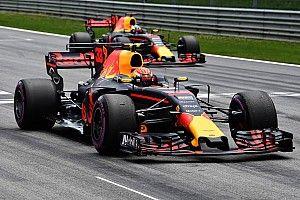 """Verstappen: """"We zijn te langzaam, maar goed resultaat nog steeds mogelijk"""""""