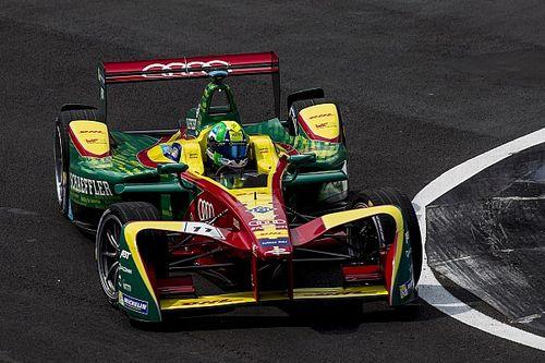 Formel E in Mexiko: Lucas di Grassi siegt nach Kollision in Runde 1