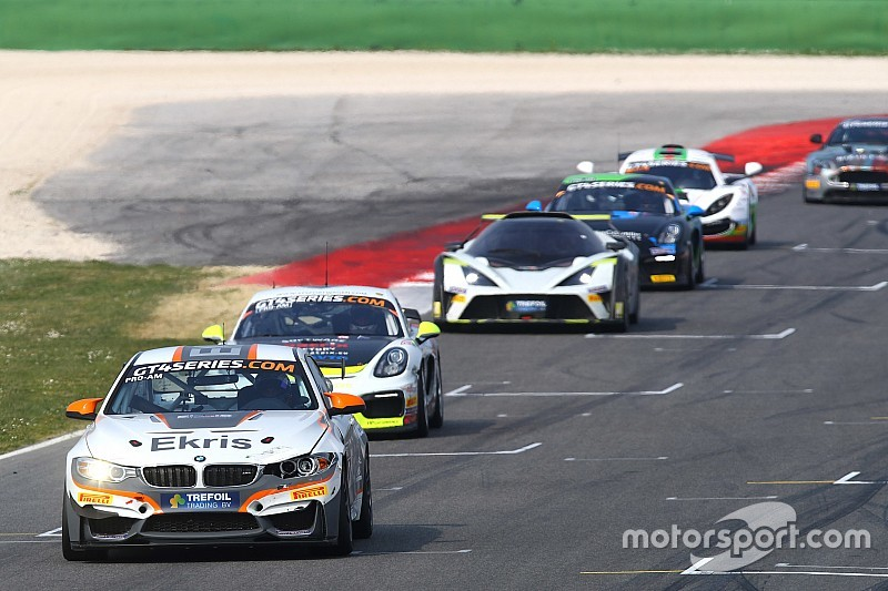 SRO akan selenggarakan GT4 World Cup Final