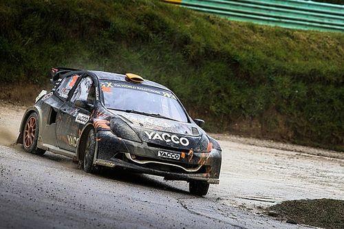 Chicherit passe en RX2 pour la Suède
