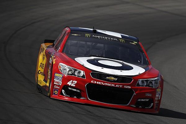 NASCAR Cup Kyle Larson si conferma re in Michigan battendo Chase Elliott