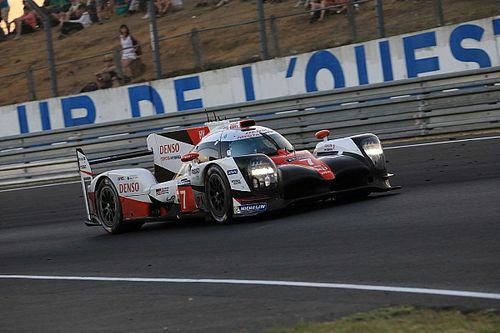 "Toyota: ""WEC-titel weggegeven aan Porsche"""