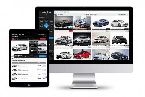 Motor1.com breidt uit met automarktplaats