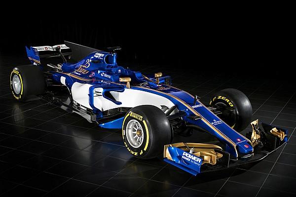 Formula 1 Sauber reveals its 2017 F1 challenger