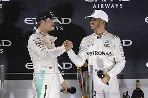 Wyróżnienia od Rosberga