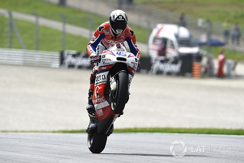 Austria MotoGP: Top photos from Saturday