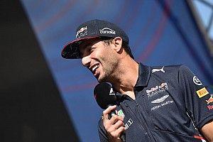 Red Bull está pronta para atacar, diz Ricciardo