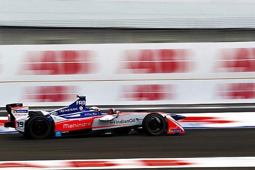 Marakeş ePrix: Zafer Rosenqvist'in!
