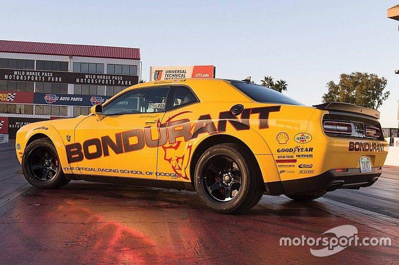 Bondurant race driving school shuts down