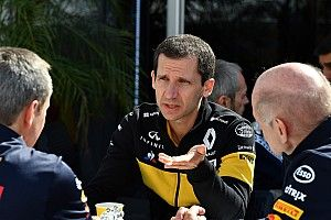Renault's F1 engine chief Taffin departs company