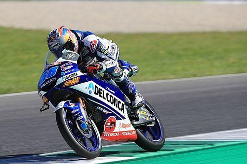 Moto3 Italia: Martin kalahkan Bezzecchi-Di Giannantonio