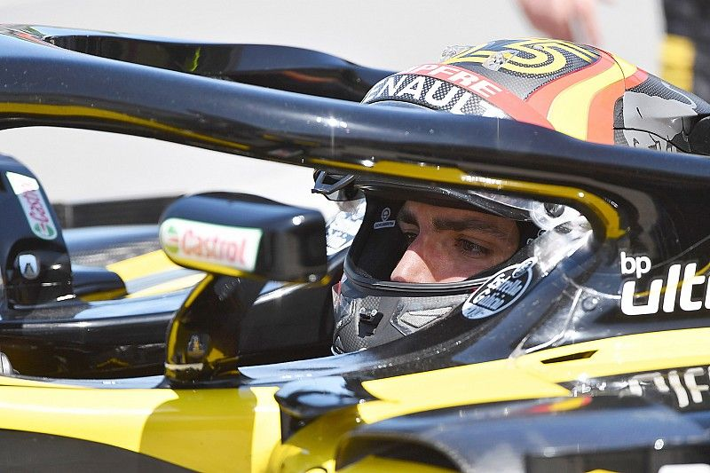 "Sainz: ""Mi futuro no depende del acuerdo Red Bull-Honda"""