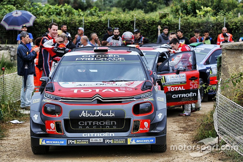"Citroen ""100% confirmed"" to stay in WRC next year"