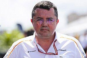 Eric Boullier stapt op als teambaas McLaren