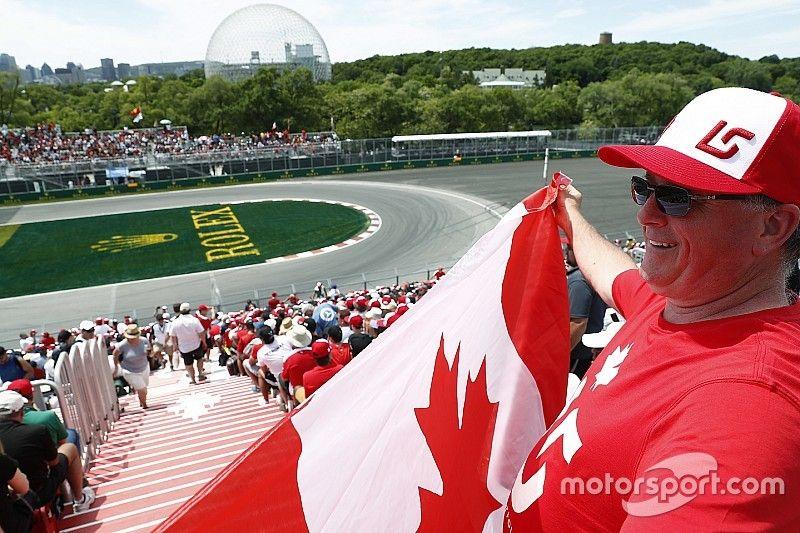 Por qué no deberías perderte el GP de Canadá de F1
