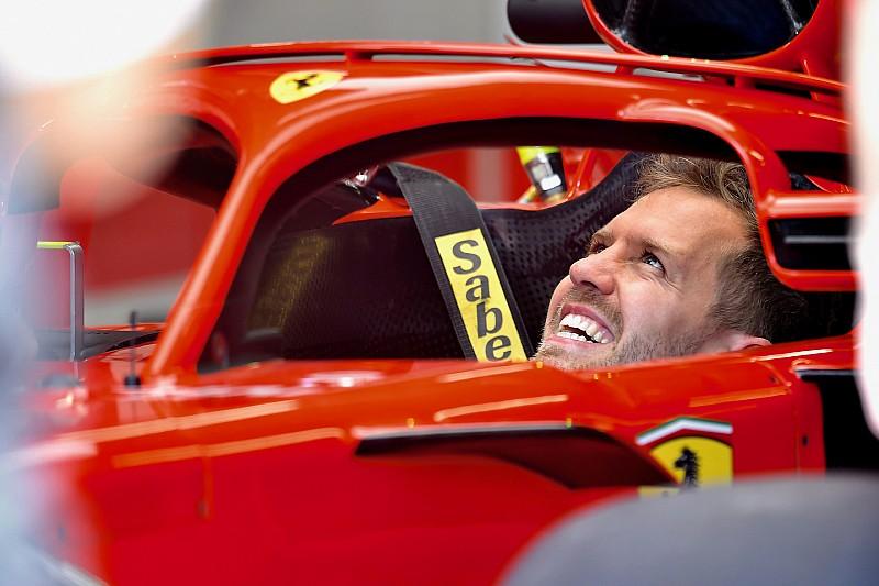 """Vettel: """"Mi è mancato il giro, ma non sono ancora contento della macchina"""""""