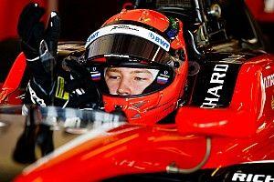 Mazepin rejoint le GP3 chez ART Grand Prix