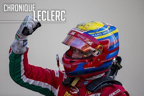 Chronique Leclerc - La saison 2017 a changé ma carrière