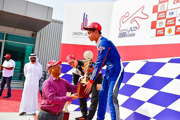 Start bagus jadi kunci kemenangan Presley di Race 4 Dubai
