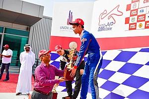 Indian Open Wheel Reactions Start bagus jadi kunci kemenangan Presley di Race 4 Dubai