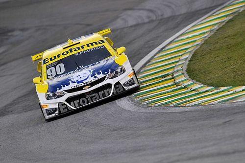 Maurício supera Serra no primeiro treino da Stock Car em Goiânia
