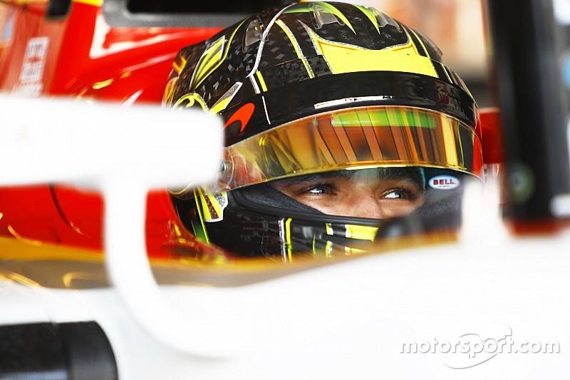 """Norris: """"McLaren sólo quiere que aprenda y gane experiencia en F2"""""""