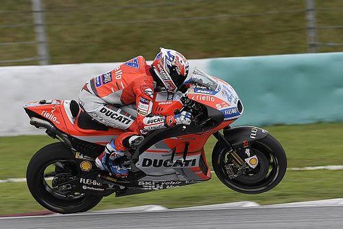 Стоунер разочаровался в тестовой работе с Ducati