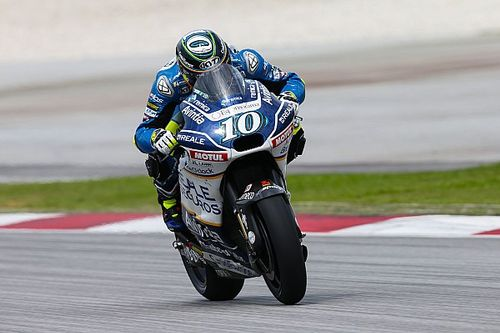 """Siméon : """"Les habitudes du MotoGP commencent à prendre place"""""""