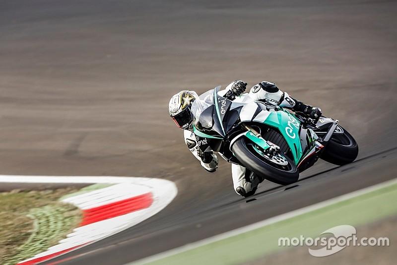 MotoGP reveló la lista de los equipos participantes para MotoE