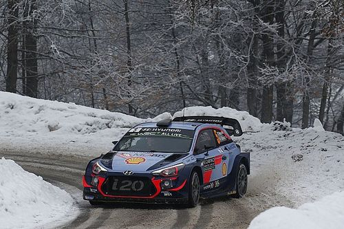 "Hyundai must avoid ""panic"" after tough Monte Carlo"
