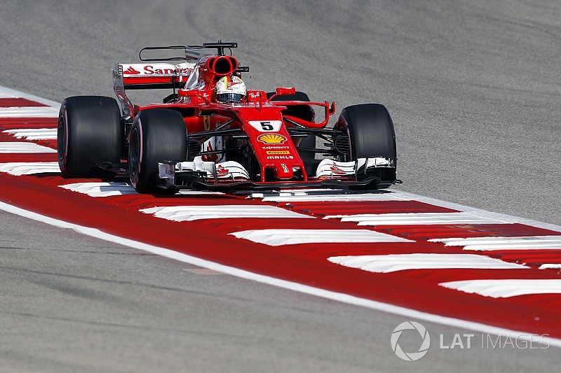 "Vettel ""closer than expected"" to Hamilton's US GP pole"