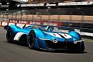 Alpine aura droit à sa Vision Gran Turismo