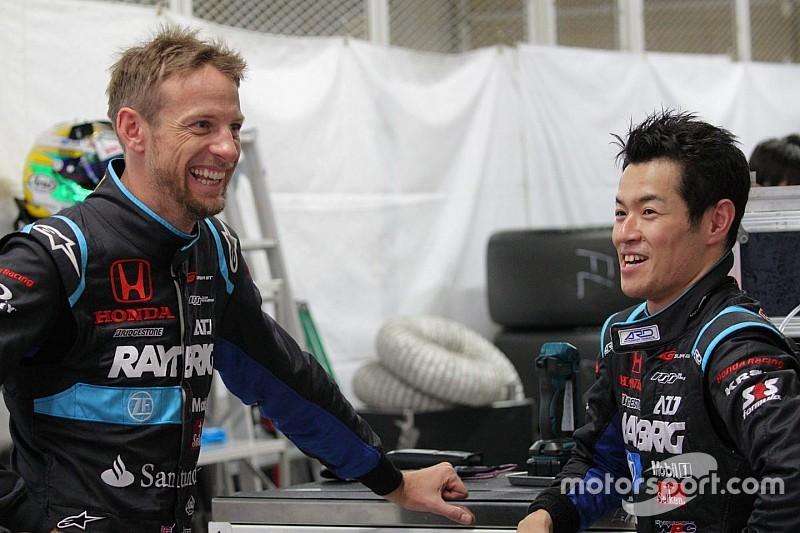 鈴鹿公式テスト2日目:100号車NSXのバトンが2日連続で最速