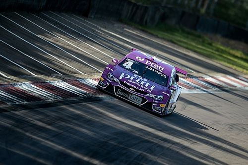 Julio Campos é o mais rápido da sexta-feira no Velopark