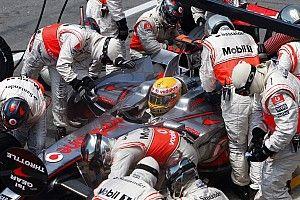 Hamilton recuerda: los ingenieros de McLaren no me escuchaban
