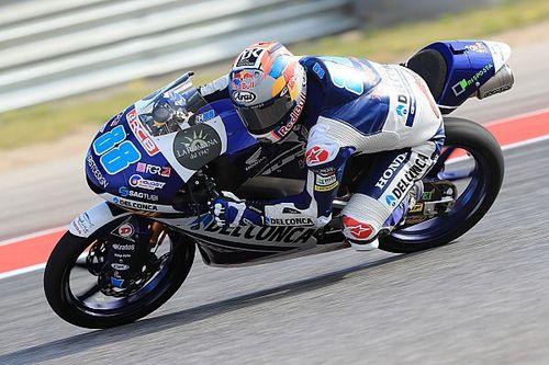 Moto3 Jerez: Martin snelste voor vallende Di Giannantonio