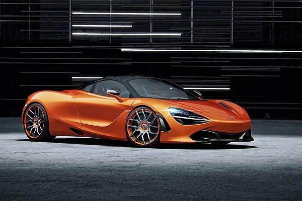 Auto Actualités Pas moins de 800 ch pour cette McLaren