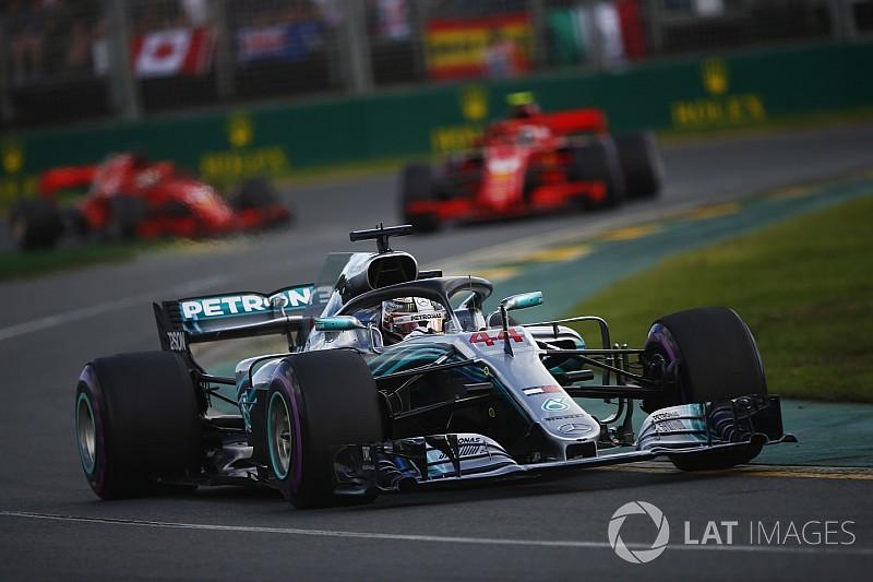 Kalah di Australia, Mercedes salahkan software