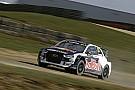 World Rallycross Silverstone testinde en hızlı isim Ekström