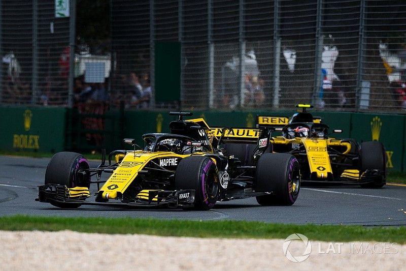 Las similitudes de Sainz y Hulkenberg facilitan el desarrollo de Renault