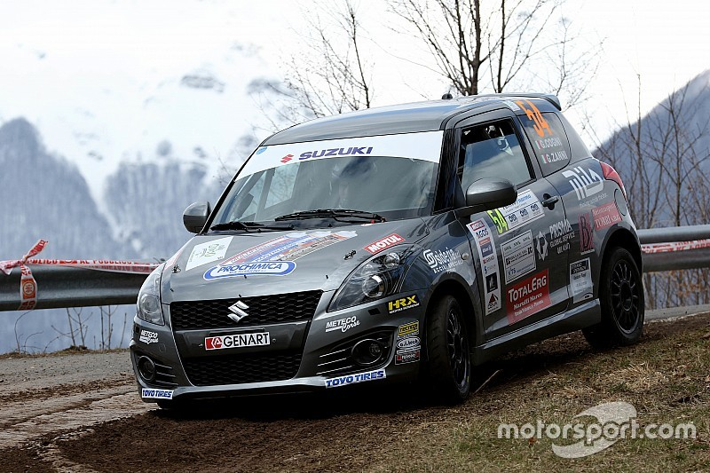 Suzuki Rally Trophy 2018: il secondo round al 65esimo Rallye Sanremo