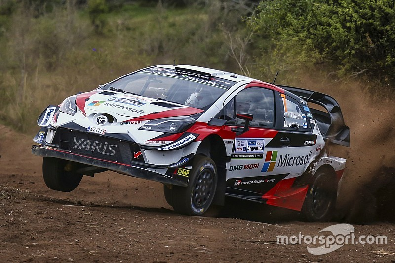 Portogallo, Shakedown: Toyota svetta con Latvala, poi Neuville e Ogier