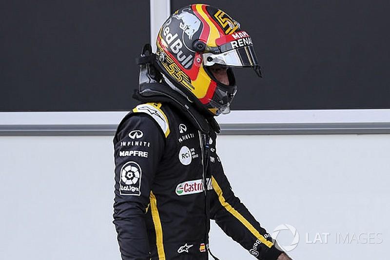 Sainz, Renault'da devam etmeye sıcak bakıyor