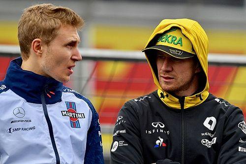 Sirotkin kembali jadi pembalap cadangan Renault