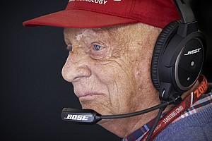 """Mathias Lauda: """"Papà Niki si sta riprendendo e fa fisioterapia con... furore"""""""