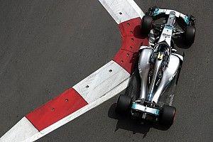 【動画】F1第4戦アゼルバイジャンGPフリー走行1回目ハイライト