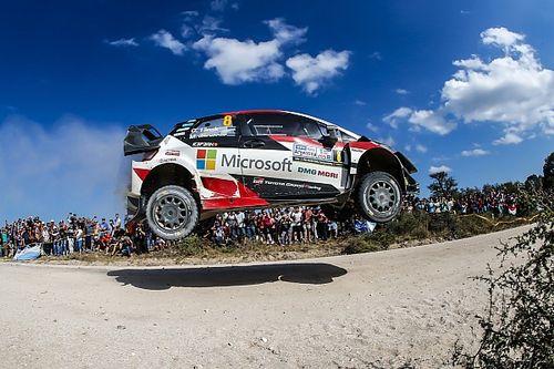 Suivez le Rallye d'Argentine en direct
