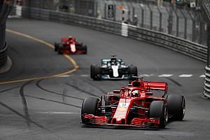 Formule 1 Réactions Vettel reprend trois points à Hamilton